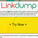 linkclump open multiple links