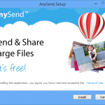 anysend freeware