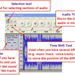 audacity freeware audio editor